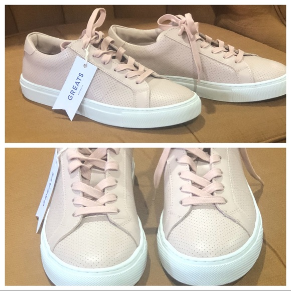 Greats Shoes | Greats Royale Leather